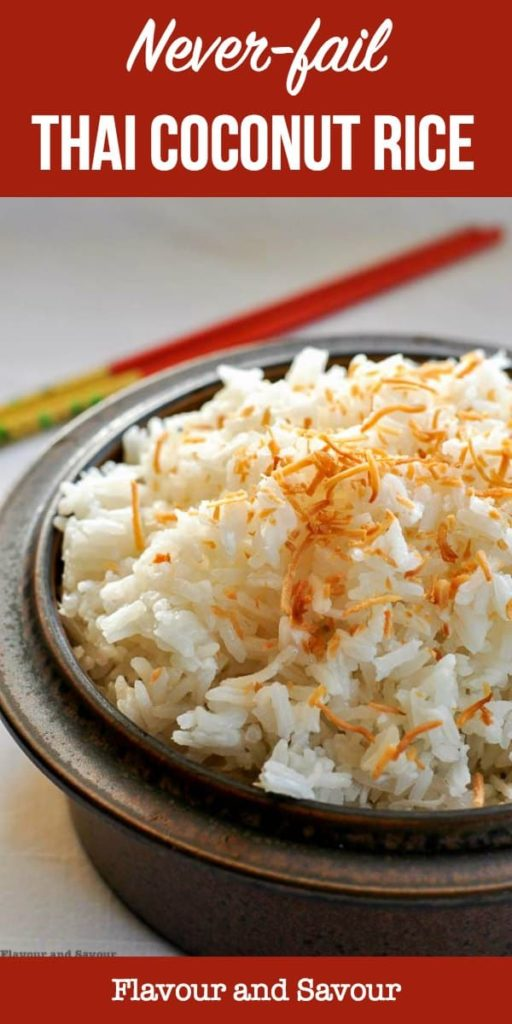 Never-Fail Thai Coconut Rice pin