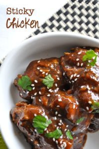 Sticky Chicken 2