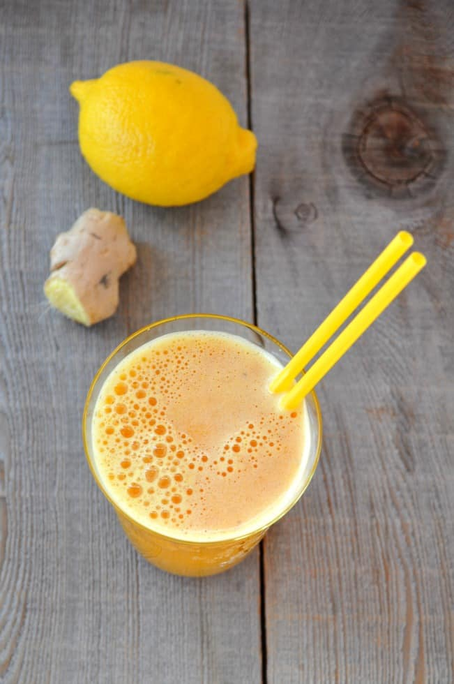 Turmeric Pick-Me-Up |www.flavourandsavour Stay healthy this season! #anti-inflammatory