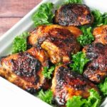 Easy Harissa Chicken. Just enough heat and spice to keep it interesting without overpowering. From Flavour and Savour