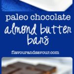 Paleo Chocolate Almond Butter Bars