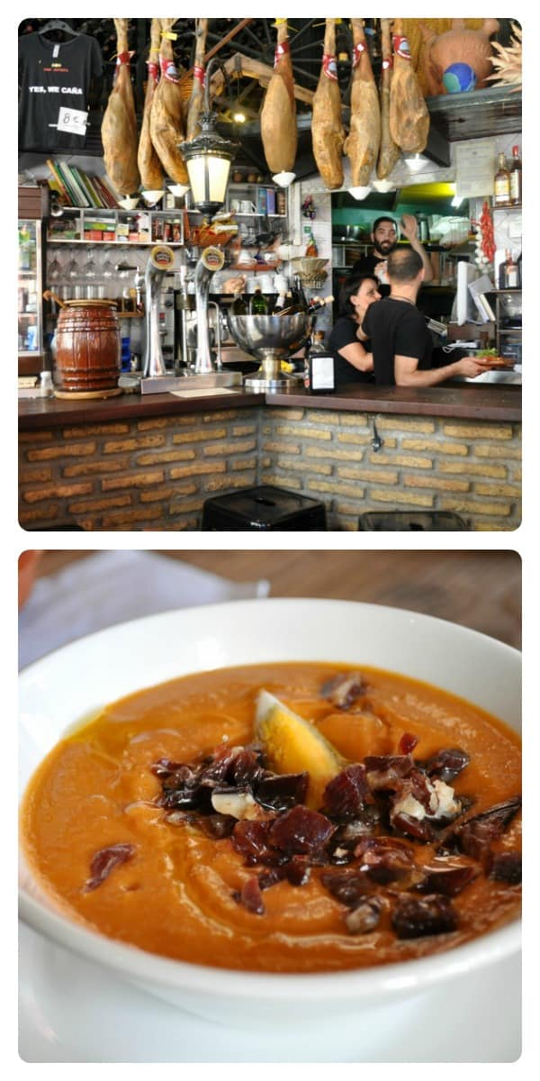 Salmorejo--Chilled Tomato Soup. It's a cousin to Gazpacho, but even better!  www.flavourandsavour.com
