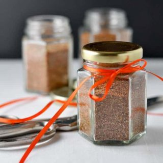 Homemade Taco Seasoning Mix . Never buy it again! |www.flavourandsavour.com