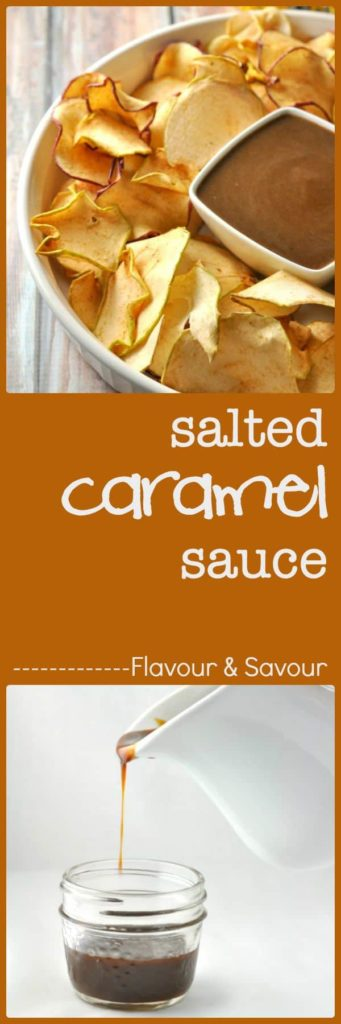 Salted Caramel Sauce--Two Ways. Classic and Paleo. Both are fabulous.