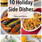 10 Healthy Holiday Side Dishes  www.flavourandsavour.com