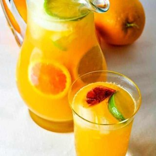 Citrus Sangria with Triple Sec
