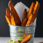 Smoky Sweet Potato Wedges title