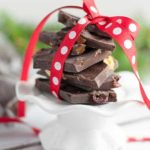 Cranberry Pistachio Chocolate Bark. Easy 3-ingredient recipe that takes only minutes to make. Makes a homemade gift or stocking stuffer! More Homemade Gifts from the Kitchen in this post.