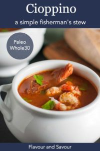 PInterest Pin for Cioppino