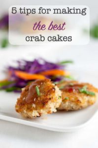 How to make the best crab cakes and Bangkok Crab cakes