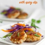 pin for Thai Crab Cakes