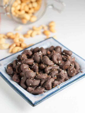 Sweet and Salty Cashews