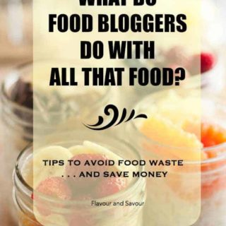 Tips to Avoid Food Waste in the Kitchen from Flavour and Savour