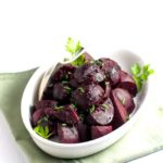 Fennel Orange Roasted Beets |www.flavourandsavour.com