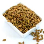 Spiced Pumpkin Seeds make a healthy snack, an addition to a cheese platter, or as a garnish for soup or salad. They're mildly salty with a kick from chipotle peppers! |www.flavourandsavour.com