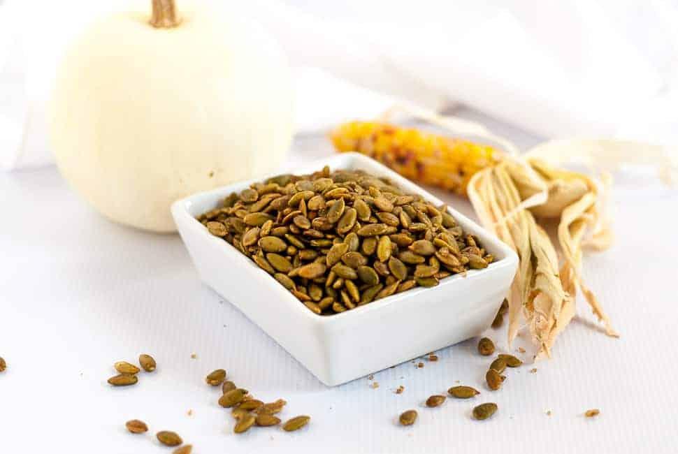Spiced Pumpkin Seeds (Pepitas) - Flavour and Savour