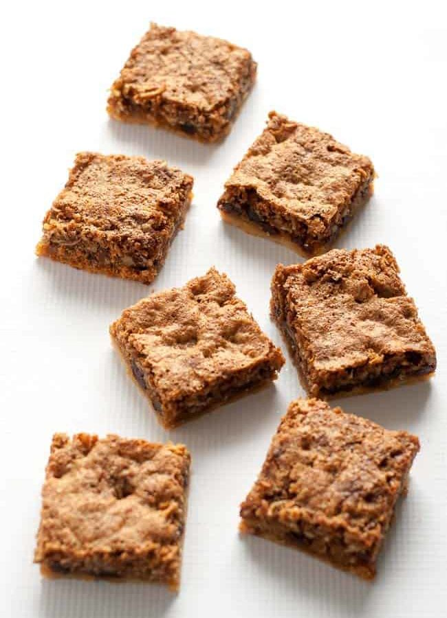 Canadian Butter Tart Squares – gluten-free