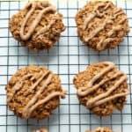 Gluten-Free Apple Oatmeal Raisin Cookies title