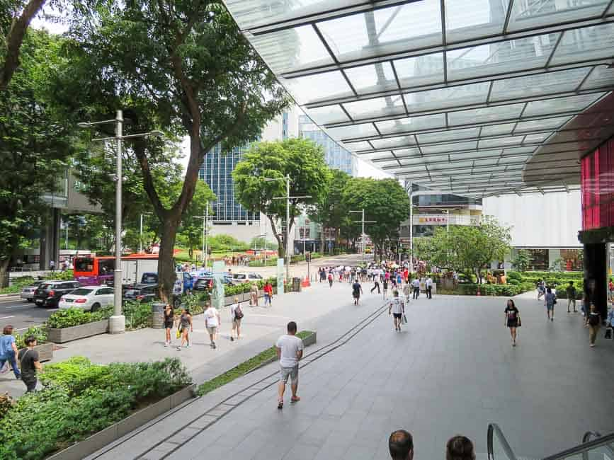 Orchard Road. Two Days in Singapore: Must-See Activities