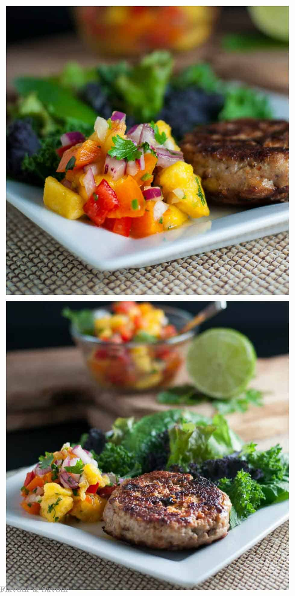 Fresh Peach Salsa. Six Fresh Salsa Recipes to Spice Up Your Life