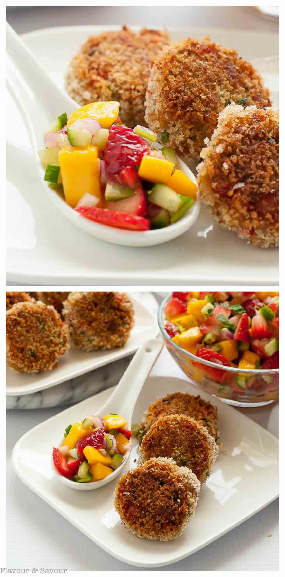 Strawberry Mango Salsa. Six Fresh Salsa Recipes to Spice Up Your Life