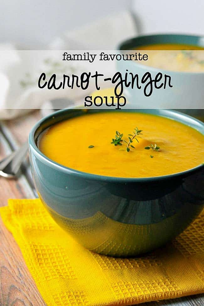 "A comforting homemade dairy-free soup recipe. Every time I serve this, there is a chorus of ""Mmmmm . . . "" around the table."