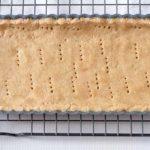 Gluten Free Sour Cherry Almond Tart. |www.flavourandsavour.com