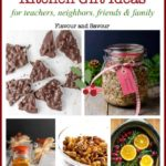 9 Easy Kitchen Gift Ideas collage
