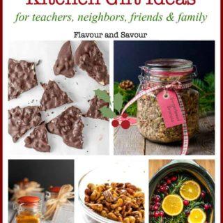 DIY Easy Kitchen Gift Ideas
