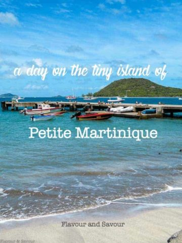 A Day on the Tiny Island of Petite Martinique. St. Vincent and the Grenadines