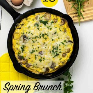 Spring Brunch Recipe Ideas