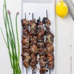 Easy Japanese Chicken Yakitori Skewers