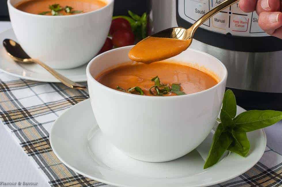 Flip My Food Tomato Soup Recipe