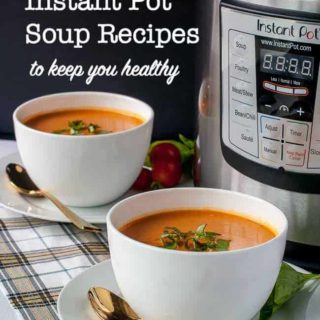 5 Clean-Eating Instant Pot Soup Recipes