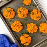 Make-Ahead Duchess Sweet Potatoes