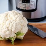 Cauliflower for Instant Pot Mashed Cauliflower with Bacon and Cheese