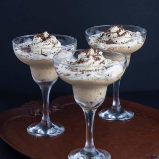 Creamy Ricotta Coffee Mousse – Keto