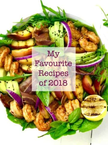 My Favourite Recipes of 2018 on Flavour and Savour