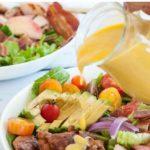 PInterest PIn for Sweet Peach Salad Dressing