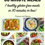 Pinterest pin for 30 Minute Meals